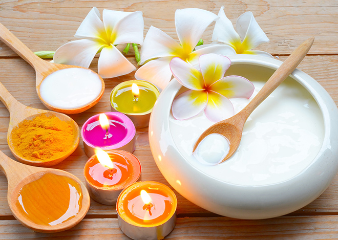 We bieden traditionele Perzische huidverzorgingsbehandelingen met biologische producten